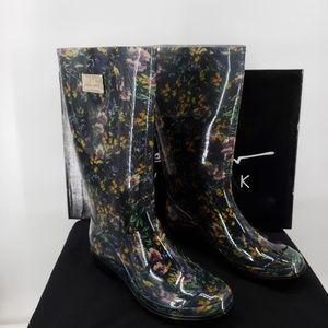 LAST2⭐Nicole Miller Rainyday Waterproof Boots …